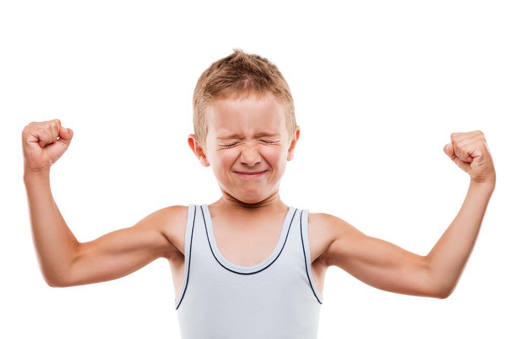 krachttraining kinderen