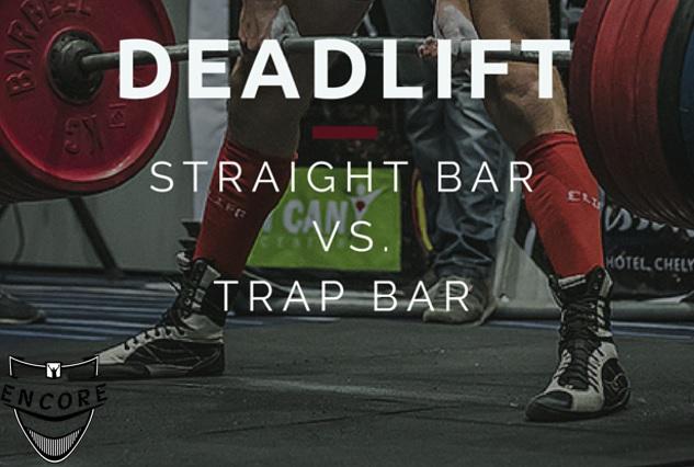 Trapbar deadlift