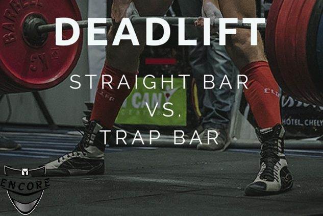 Trapbar deadlift