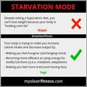 Starvation Mode