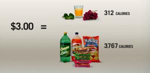 Kostprijs voeding