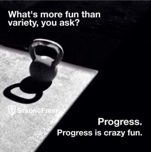 Progressie
