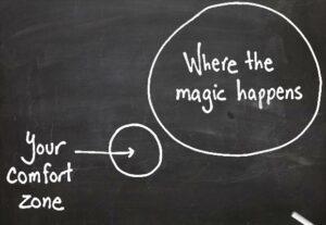 Comfort zone_mindset