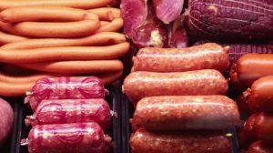 Verwerkt vlees