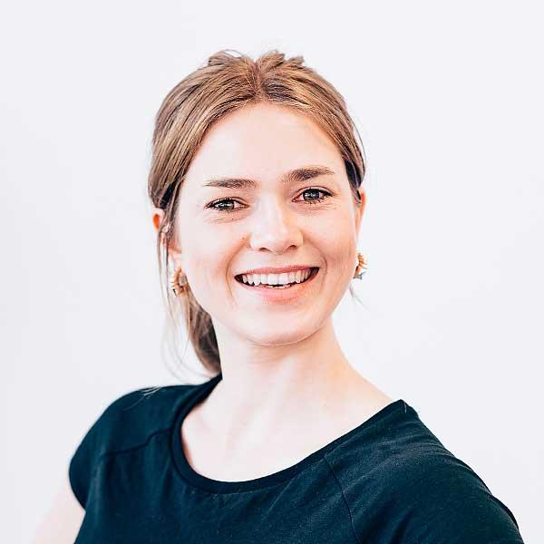 personal trainer Eva Goossens