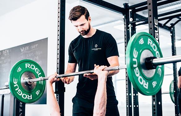 sportmedische training