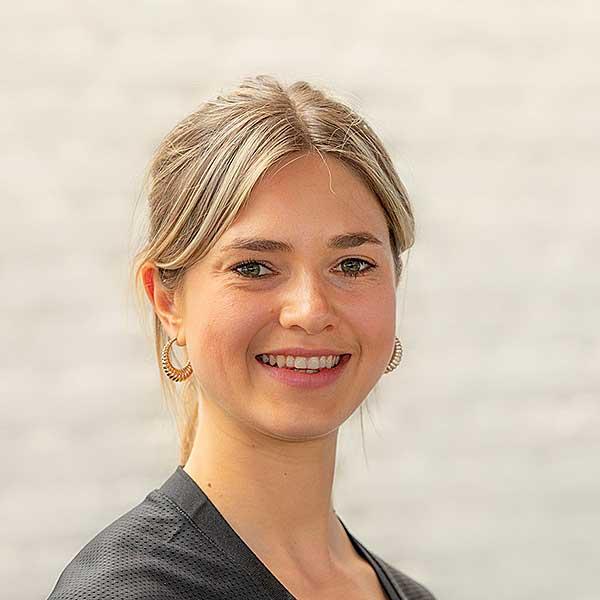Eva Goossens - personal trainer - Encore Coaching